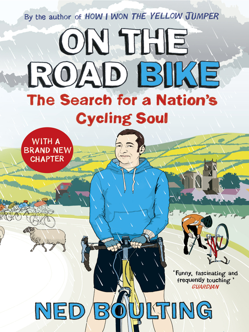 On the Road Bike (eBook): The Search For a Nation's Cycling Soul