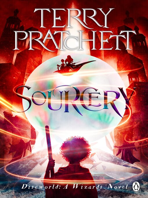 Sourcery (eBook): (Discworld Novel 5)