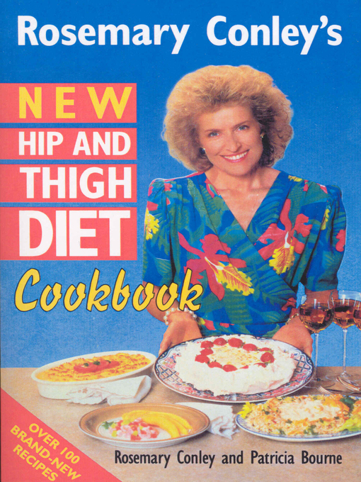 New Hip and Thigh Diet Cookbook (eBook)