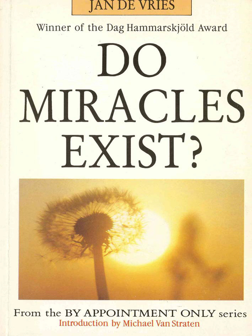 Do Miracles Exist? (eBook)