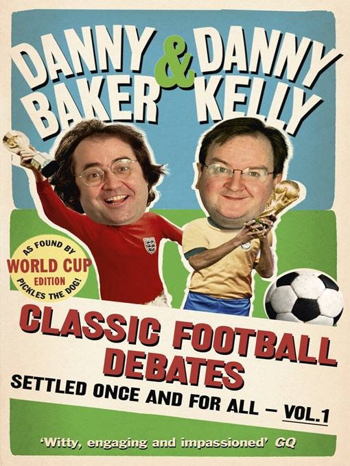 Classic Football Debates Settled Once and For All, Volume1 (eBook)
