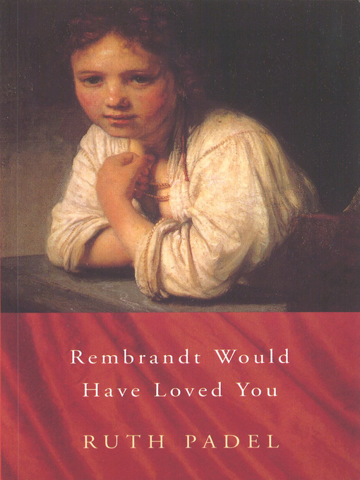 Rembrandt Would Have Loved You (eBook)