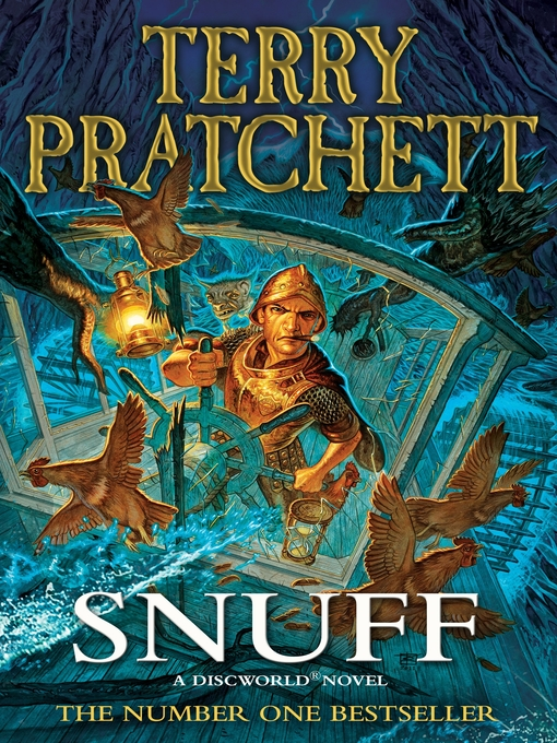 Snuff (eBook): (Discworld Novel 39)