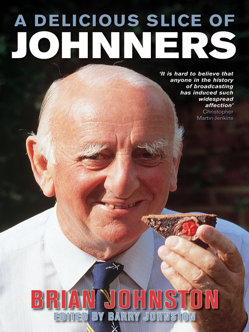 A Delicious Slice of Johnners (eBook)
