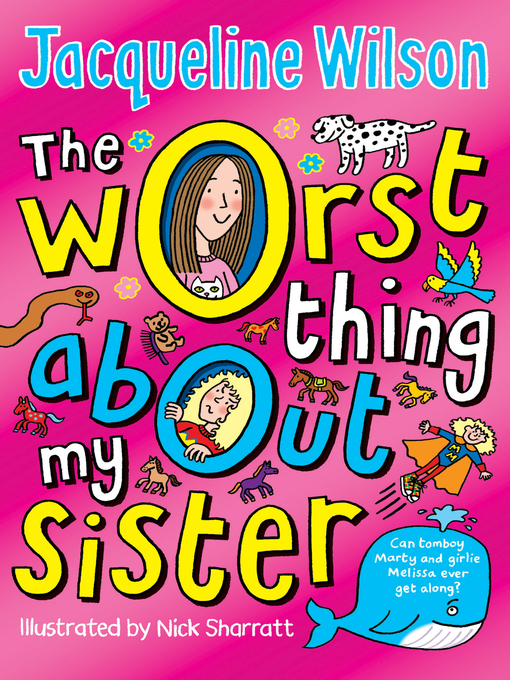 The Worst Thing About My Sister (eBook)