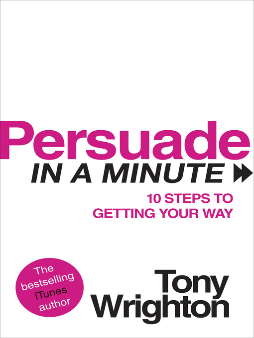Persuade in a Minute (eBook)