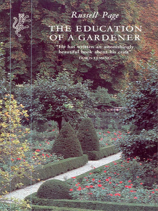 The Education of a Gardener (eBook)