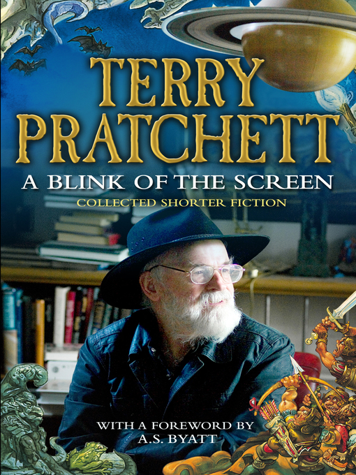 A Blink of the Screen (eBook): Collected Short Fiction