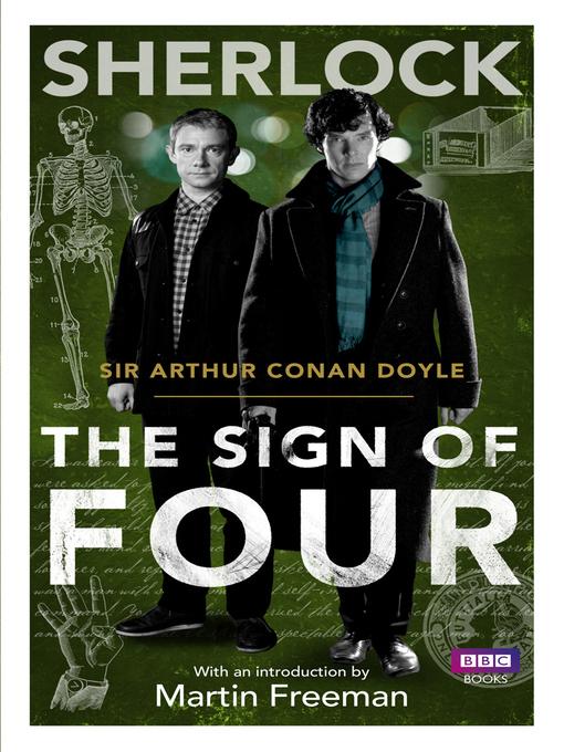 Sherlock: Sign of Four (eBook)