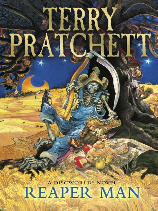 Reaper Man (eBook): (Discworld Novel 11)
