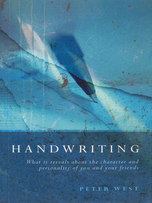 Handwriting (eBook)