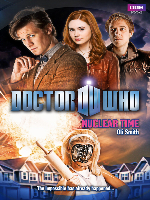 Nuclear Time (eBook): Doctor Who Series, Book 43