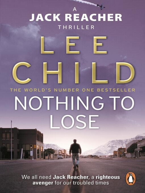 Nothing to Lose (eBook): Jack Reacher Series, Book 12