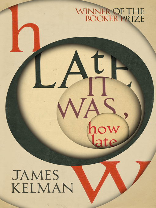 How Late It Was How Late (eBook)