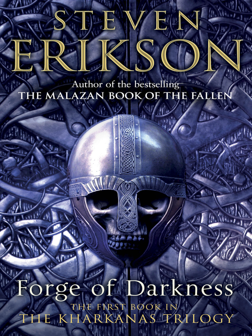 Forge of Darkness (eBook): Kharkanas Trilogy, Book 1