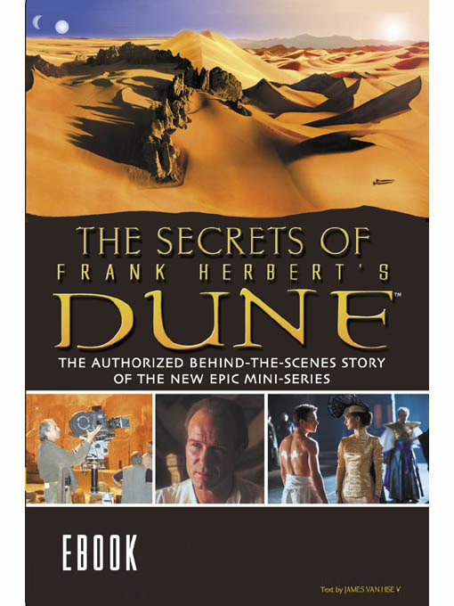 The Secrets of Frank Herbert's Dune (eBook)