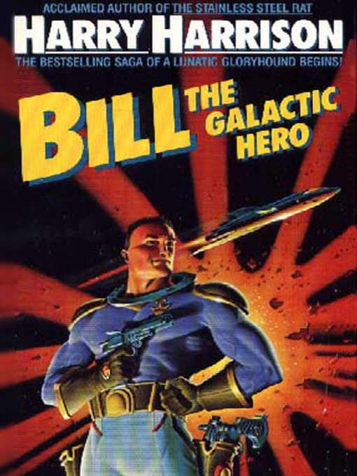 Bill the Galactic Hero (eBook)
