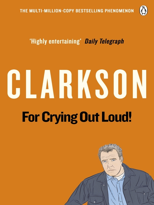 Cover image for For Crying Out Loud