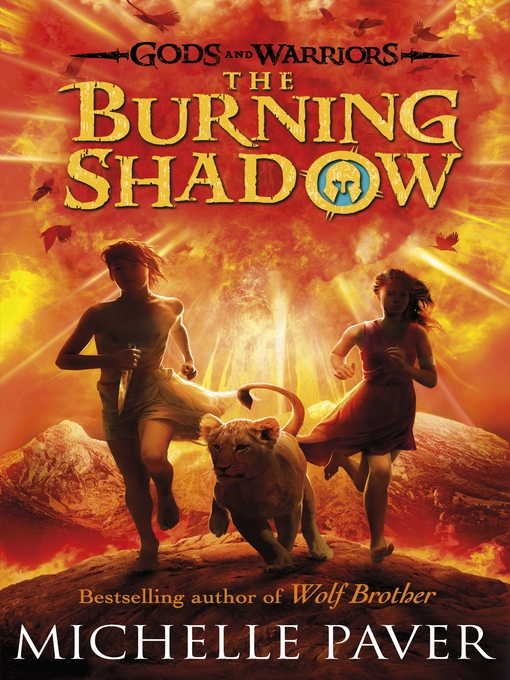 The Burning Shadow (eBook): Gods and Warriors Series, Book 2