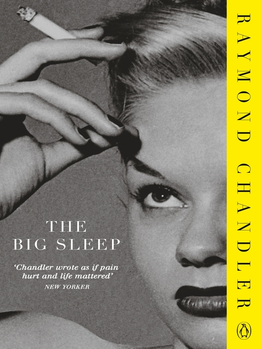 The Big Sleep (eBook): Phillip Marlowe Series, Book 1