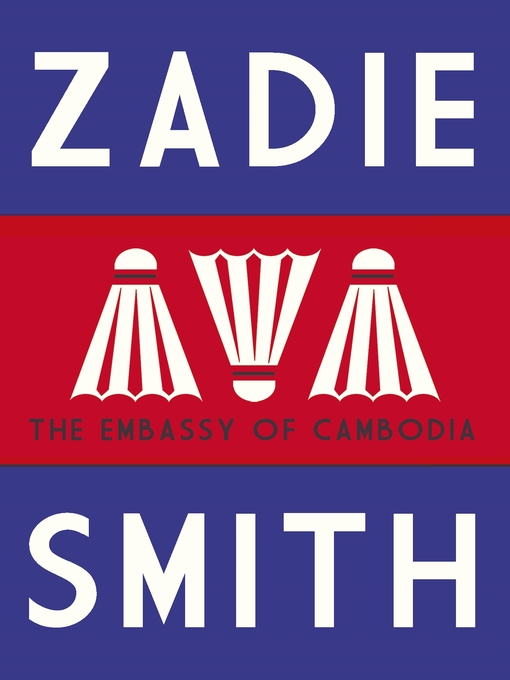 The Embassy of Cambodia (eBook)