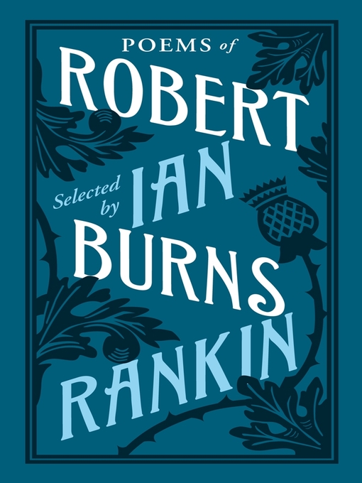 Poems of Robert Burns Selected by Ian Rankin (eBook)