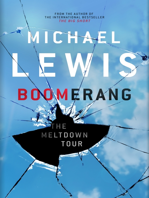Boomerang (eBook): The Meltdown Tour