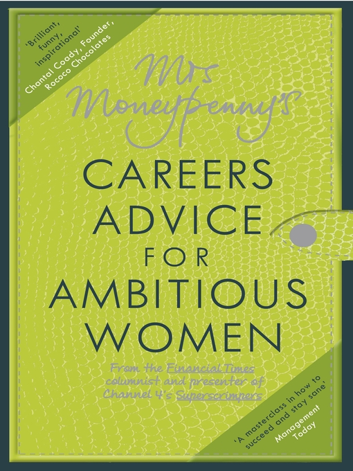 Mrs Moneypenny's Careers Advice for Ambitious Women (eBook)