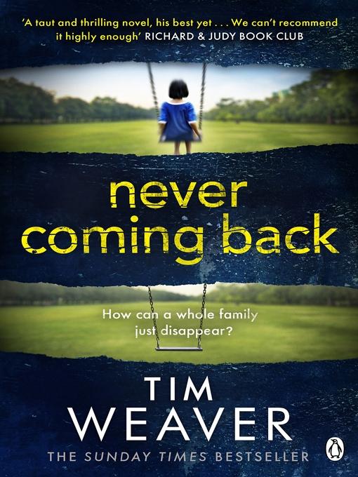 Never Coming Back (eBook): Raker Series, Book 4