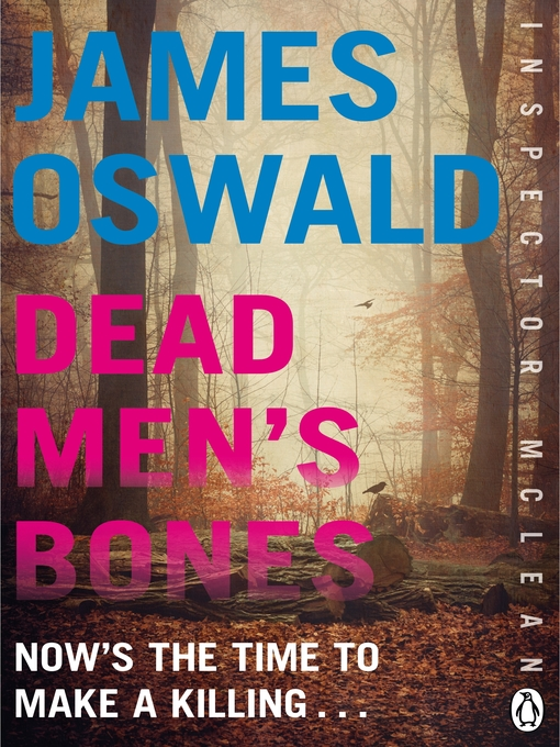 Dead Men's Bones (eBook): Inspector McLean Mystery Series, Book 4