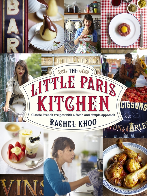 The Little Paris Kitchen (eBook): Classic French Recipes with a Fresh and Fun Approach