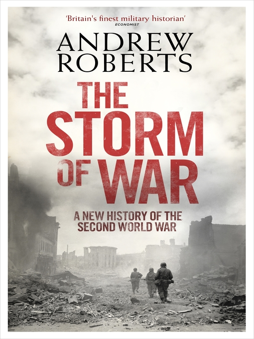 The Storm of War (eBook): A New History of the Second World War