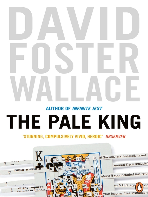 6 David Foster Wallace Ebooks (epub format)