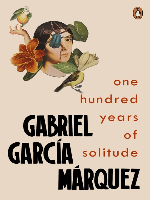 One Hundred Years of Solitude - Marquez 2014 (eBook)
