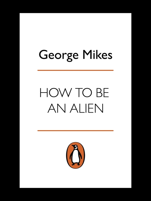 How to be an Alien (eBook): A Handbook for Beginners and Advanced Pupils