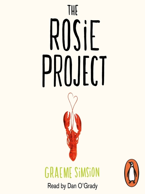 The Rosie Project (MP3): Don Tillman Series, Book 1