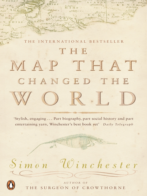 The Map That Changed the World (eBook): A Tale of Rocks, Ruin and Redemption