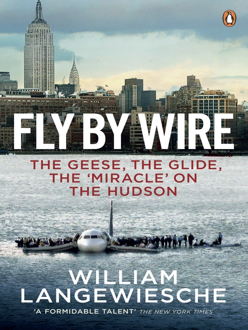 Fly by Wire: The Geese, The Glide, The 'Miracle' on the Hudson (eBook)