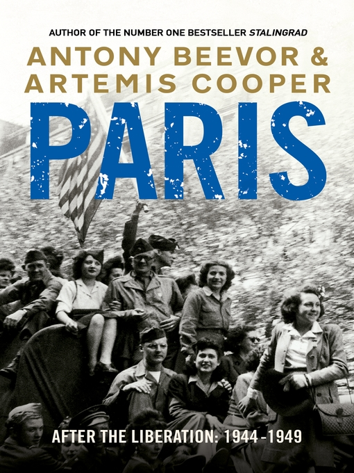 Paris After the Liberation:  1944--1949: 1944--1949 (eBook)