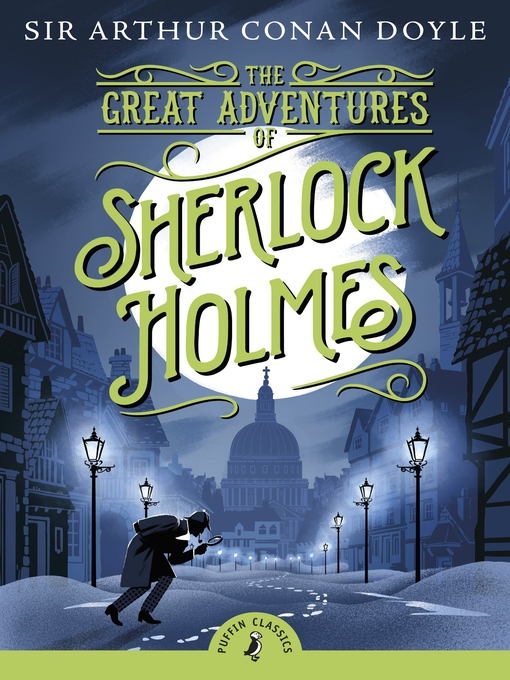 The Great Adventures of Sherlock Holmes (eBook)