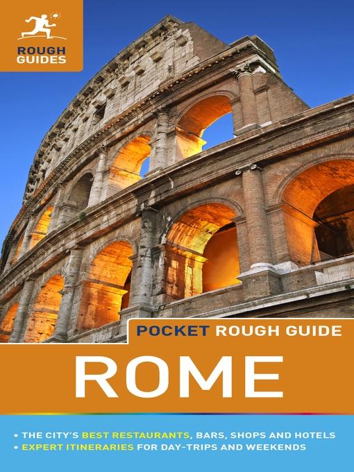 Pocket Rough Guide Rome - Pocket Rough Guides (eBook)