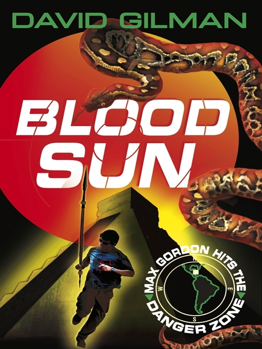 Blood Sun (eBook): Danger Zone Series, Book 3