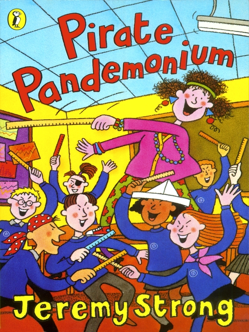 Pirate Pandemonium (eBook)