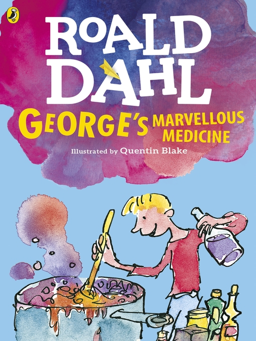 George's Marvellous Medicine (eBook)