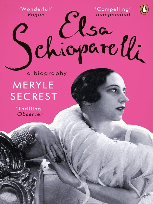 Elsa Schiaparelli (eBook): A Biography