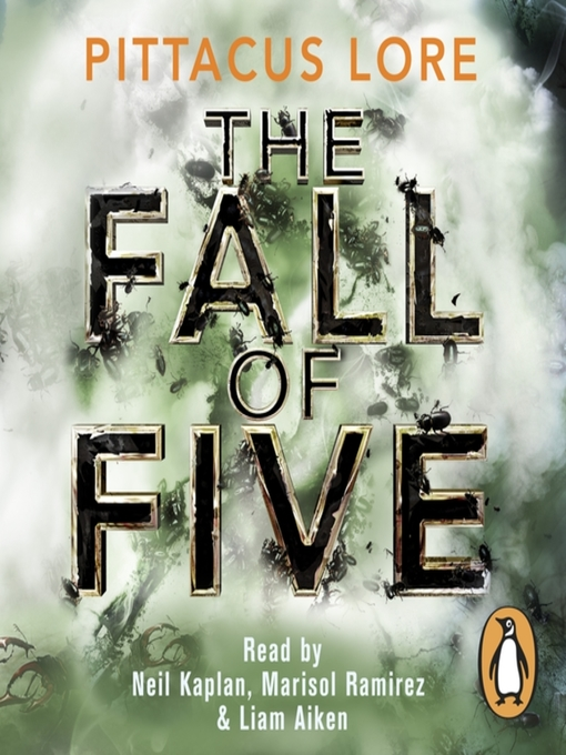 The Fall of Five (MP3): Lorien Legacies Series, Book 4