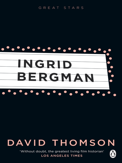 Ingrid Bergman (Great Stars) - Great Stars (eBook)