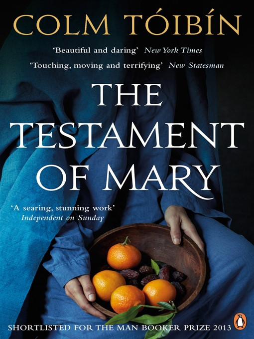 The Testament of Mary (eBook)