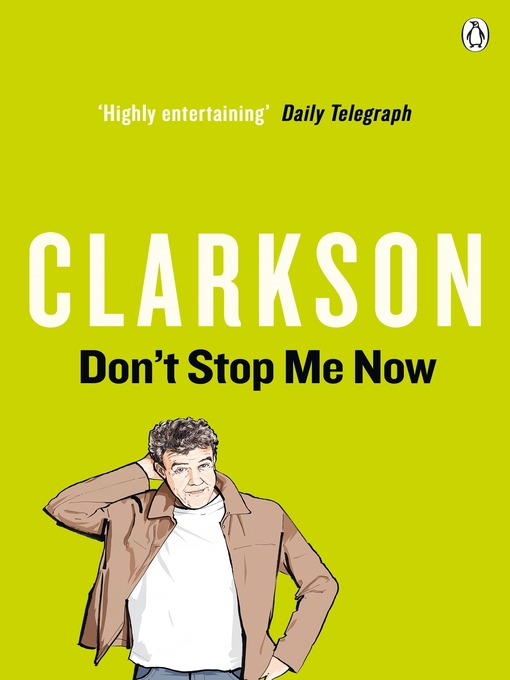 Cover image for Don't Stop Me Now