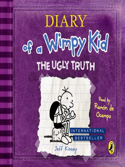 The Ugly Truth (MP3): Diary of a Wimpy Kid Series, Book 5